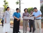 省教育考试院院长刘雪平到宜春市督查高考准备工作 - 教育网