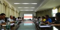 我院秋季开学第一天专题研究加强学院党建和思想政治工作 - 江西科技职业学院