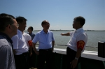 """保护好鄱阳湖""""一湖清水"""" - 水利厅"""