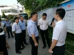 省人大常委会副主任朱虹开展信江流域省级河长巡河督导工作 - 水利厅