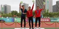 快讯:我校在第十三届全国学生运动会上为江西赢得首金 - 南昌大学