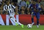 欧冠-梅西2球+中柱+造拉基蒂奇进球 巴萨3-0尤文 - 体育局