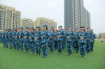 【难忘迷彩情】坚守燃烧的青春 开启全新的征程 - 江西科技师范大学