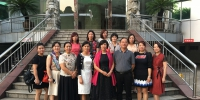 意大利华侨华人妇女企业联合会访问团来赣 - 外事侨务办