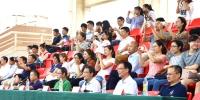 学院举行2017级新生军训结训仪式暨开学典礼 - 江西经济管理职业学院