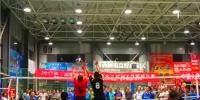 """上饶市广丰区举办2017年""""龙华世纪广场杯""""教职工气排球比赛 - 体育局"""