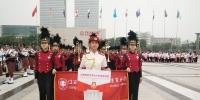 我校女大学生军乐团再次精彩亮相南昌国际军乐节 - 江西师范大学