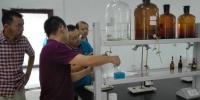 新干县双节前开展农产品质量安全专项检查工作 - 农业厅
