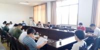 【审核评估】学校召开本科教学工作审核评估《自评报告》(论证稿)修改会议 - 江西农业大学