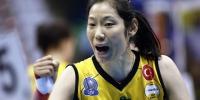 朱婷夺冠土耳其超级杯 瓦基弗银行送蛋费内巴切 - 体育局