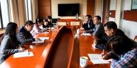 省体育局机关第一党支部组织学习党的十九大报告精神 - 体育局