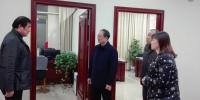 杨丕龙副厅长调研指导行政审批中心省水利厅窗口工作 - 水利厅
