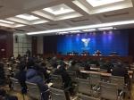 2018年省体育局训练工作会议在瑶湖国际水上运动中心召开 - 体育局