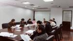 廖瑞钊副厅长率队考核省农村水利水电局领导班子及成员2017年度工作 - 水利厅
