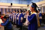 学校举行2015级硕士研究生毕业典礼暨学位授予仪式 - 南昌工程学院