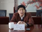 中国国家外专局项目开发部部长王立社来访 - 江西财经大学