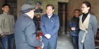 万庆胜深入瑞昌市走访慰问困难群众和困难企业 - 江西省统计局