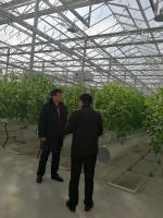省科技厅组队赴山东黄河三角洲国家农高区学习考察 - 科技厅
