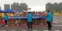 全国竞走大奖赛上饶站落幕 江西省运动员夺得两枚金牌 - 体育局