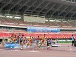 全国青年田径锦标赛落幕 江西运动员夺得四银五铜 - 体育局