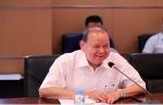 菲律宾总统中国特使施恭旗先生一行赴我省洽谈竹业合作 - 科技厅