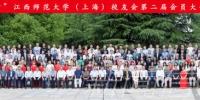 我校上海校友会第二届会员大会隆重举行 - 江西师范大学