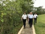 """国家科技惠民计划""""基于污染治理赣县生态园林工程示范""""项目顺利通过验收 - 科技厅"""