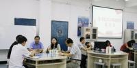 院领导参加挂点系教师节座谈会 - 江西经济管理职业学院