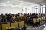 我院共青校区跨校选课正式开课 - 南昌大学科学技术学院