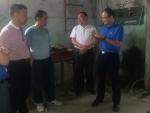 杨丕龙赴上饶市开展小水电调研 - 水利厅