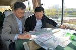 水利部副部长蒋旭光督导检查江西重大水利工程建设管理 - 水利厅
