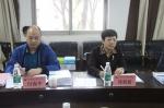 江西省高校毕业生就业工作评估组莅临学院检查评估 - 南昌商学院