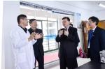 水利部副部长蒋旭光来我校考察指导 - 南昌工程学院
