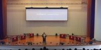 共青城市119消防宣传月启动仪式暨消防安全知识竞赛在我院举办 - 南昌商学院