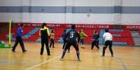 学院举办教职工气排球赛 - 江西经济管理职业学院