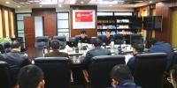 蔡勇指导省水政监察总队党风廉政建设工作 - 水利厅