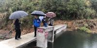 徐卫明副厅长调研指导水利定点帮扶工作 - 水利厅