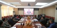 我校师生认真收听收看庆祝改革开放40周年大会实况 - 南昌工程学院
