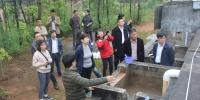 水利部调研组在赣调研水土保持监测点优化布局工作 - 水利厅