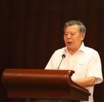 胡振鹏作第一届理事会工作报告 - 水利厅