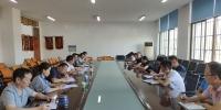 【主题教育】副校长贺浩华深入学院调研指导主题教育 - 江西农业大学