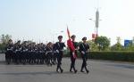 省公安厅隆重举行升国旗仪式 - 公安厅