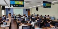 水利与生态工程学院召开专题会议学习习近平总书记在庆祝中华人民共和国成立70周年大会上的重要讲话精神 - 南昌工程学院