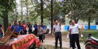 学校集中整治东区家属区住宅违规经营行为 - 江西农业大学