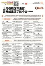 上周各设区市主官召开或出席了这个会…… - 中国江西网