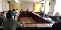 【疫情防控】潘晓华主持召开线上教学调度会 - 江西经济管理职业学院