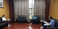 徐兰宾书记专题调研毕业生就业工作 - 南昌工程学院