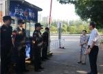 院领导慰问防汛执勤退役军人 - 江西经济管理职业学院