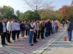信息工程学院与校工会联合开展消防实战演练 - 南昌工程学院
