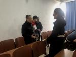 开学首日院领导深入教学一线 - 江西经济管理职业学院